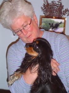 Maya and Grandma